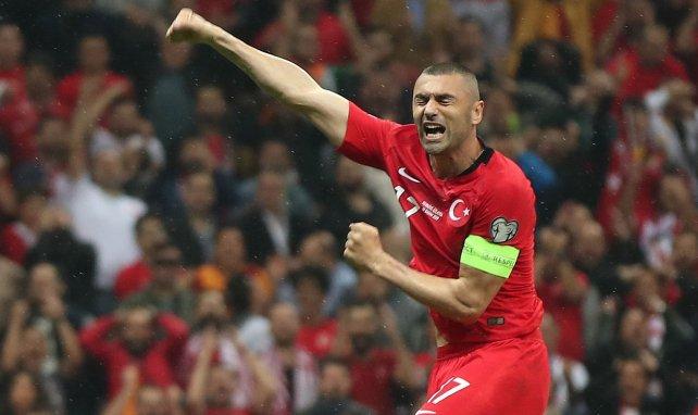 Le LOSC justifie la venue de Burak Yilmaz