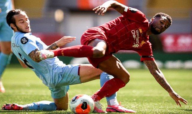 PL : Burnley résiste à Liverpool