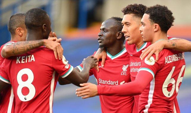 Sadio Mané a vu double face à Chelsea