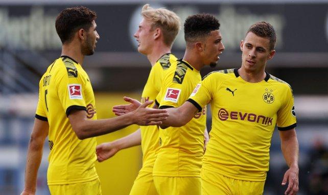 Bundesliga : le Borussia Dortmund étrille Paderborn avec le retour en fanfare de Jadon Sancho