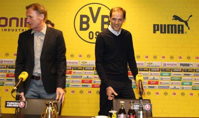 BvB : Hans-Joachim Watzke en remet une couche sur Tuchel