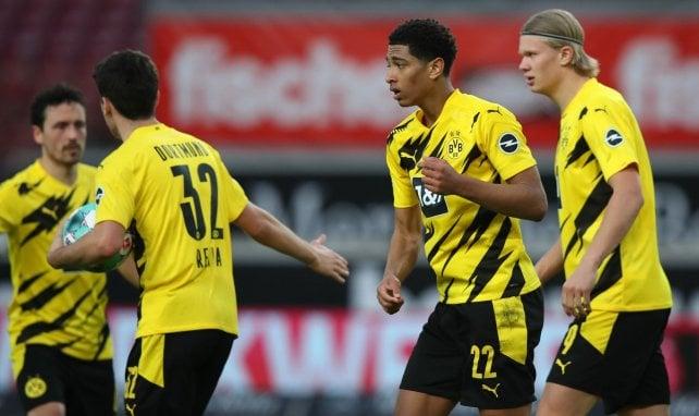 Bundesliga : la jeunesse de Dortmund rapporte un succès précieux de Stuttgart