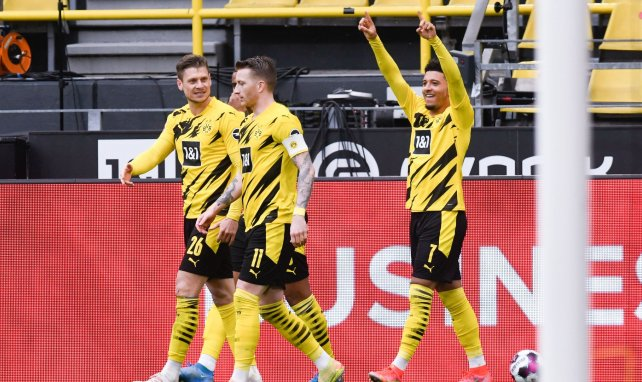 Bundesliga : le BvB s'offre Leipzig, Wolfsbourg garde le sourire