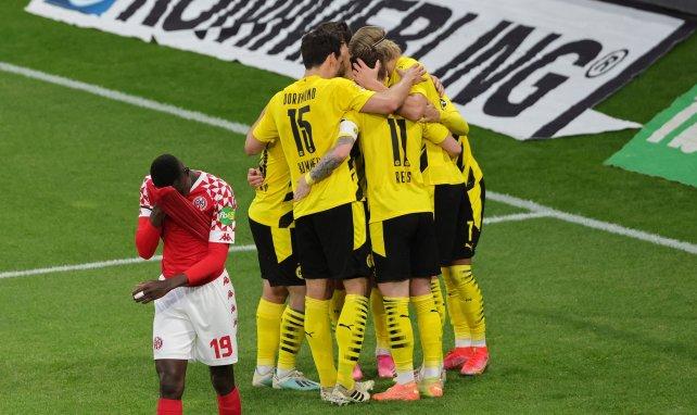 Bundesliga : le Borussia Dortmund remonte sur le podium
