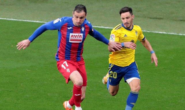 Liga : Cadix bat Eibar, le gardien Dmitrovic rate un penalty