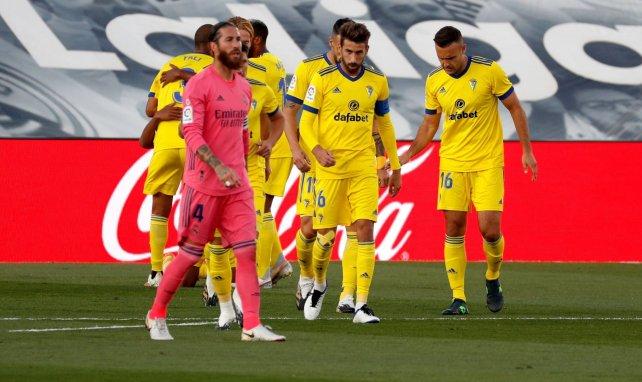 Liga : le Real Madrid battu à domicile par le promu Cadix