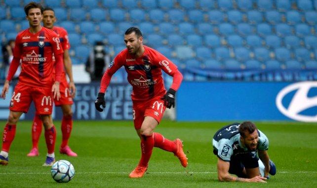 Ligue 2 : le SM Caen renverse Le Havre dans le derby normand