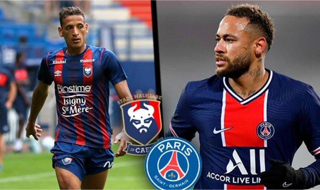 Les compos probables de Caen-PSG