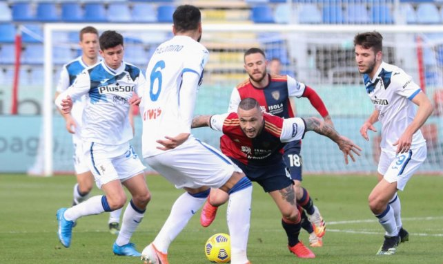Leonardo Semplici nouvel entraîneur de Cagliari