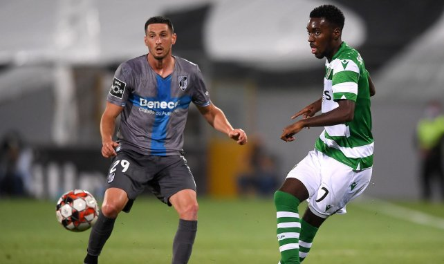 Sporting : Rafael Camacho a un bon de sortie