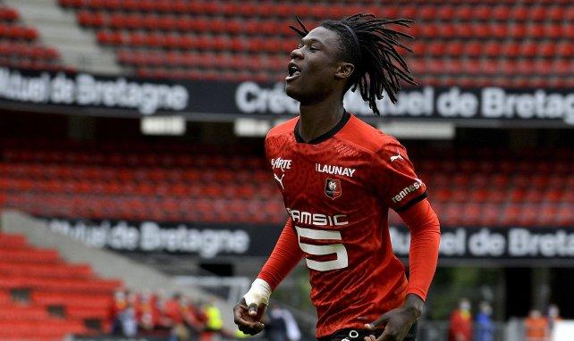 Bruno Genesio veut voir Camavinga une saison de plus à Rennes