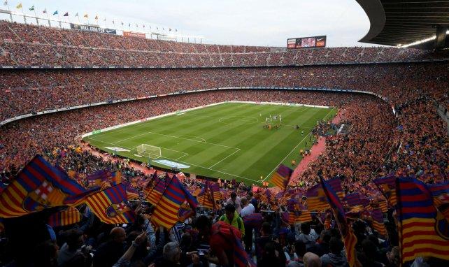 Le FC Barcelone, meilleur chiffre d'affaires de la saison 2019/2020