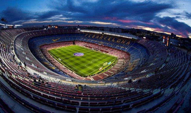 FC Barcelone : des supporters au Camp Nou pour la fin de saison ?