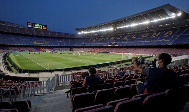 Le FC Barcelone réagit à la perquisition de ses bureaux
