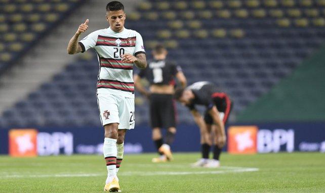 João Cancelo décisif avec le Portugal