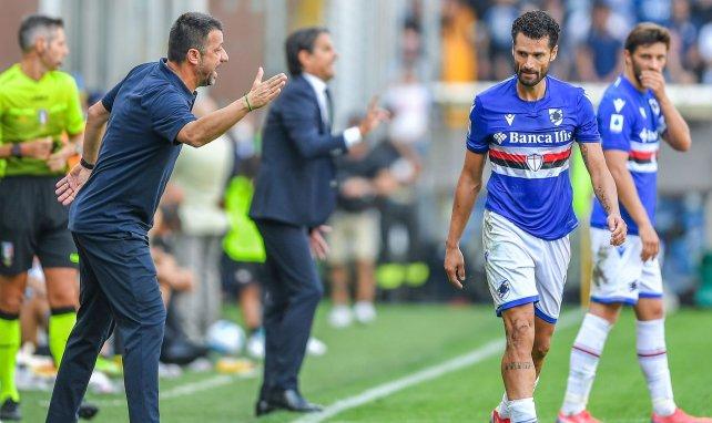 Serie A : la Sampdoria écrase Empoli
