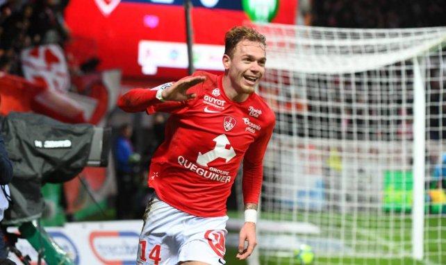 Le Stade Brestois ne compte pas laisser partir Irvin Cardona