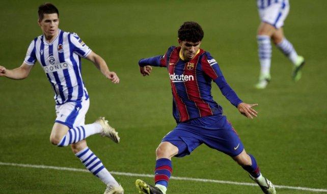Dembélé de retour contre Eibar — Barça