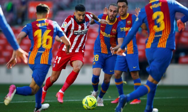 FC Barcelone - Atlético de Madrid : les notes du match