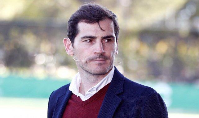 Iker Casillas raccroche enfin les crampons