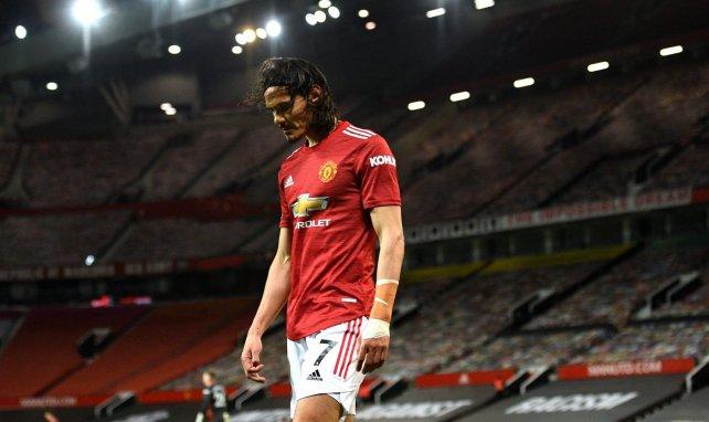 Manchester United : Ole Gunnar Solskjaer confirme le futur indécis de Cavani
