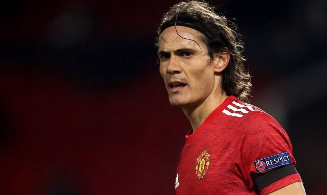 Comment Edinson Cavani est en train de doucement conquérir Manchester United