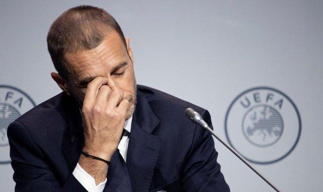 Le patron de l'UEFA recadre à son tour Jean-Michel Aulas