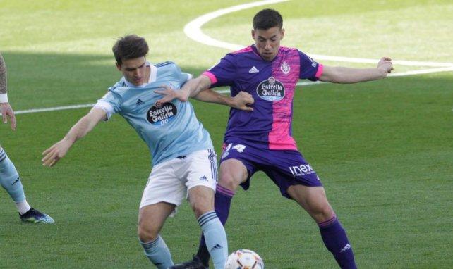 Liga : le Celta arrache le nul contre Valladolid