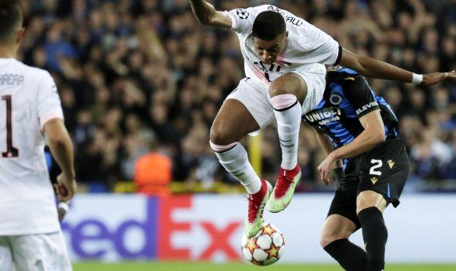 PSG : des nouvelles de la blessure de Kylian Mbappé