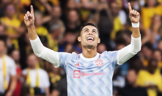 Cristiano Ronaldo ouvre son compteur 'buts' pour cette nouvelle saison de Ligue des Champions !