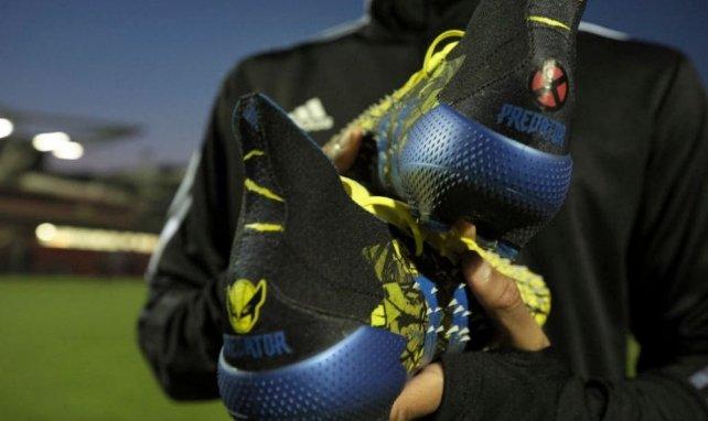 adidas collabore avec Marvel et conçoit une collection X-Men