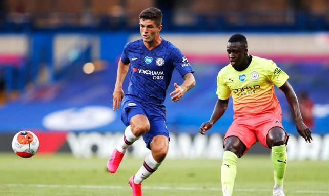 Christian Pulisic et Chelsea dominent Manchester City
