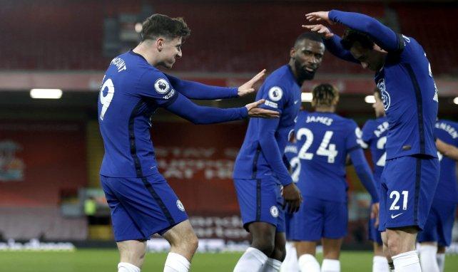 Chelsea-Leicester : les compositions officielles