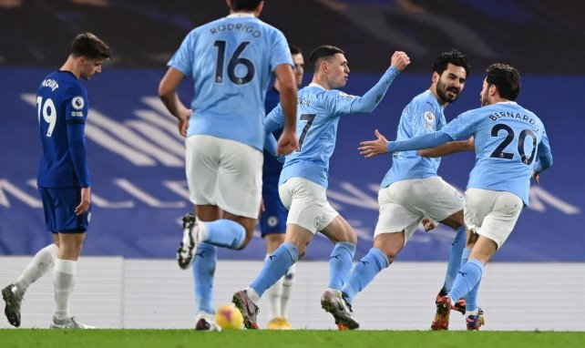 Ligue des Champions : Manchester City ne pense pas encore au Paris SG mais...
