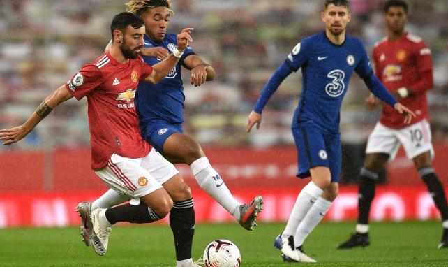 Édouard Mendy sauve Chelsea contre Manchester United !