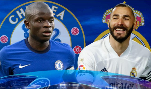 Chelsea-Real Madrid : les compositions officielles