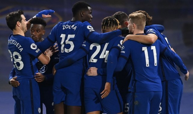Premier League : Chelsea enchaîne face à Everton