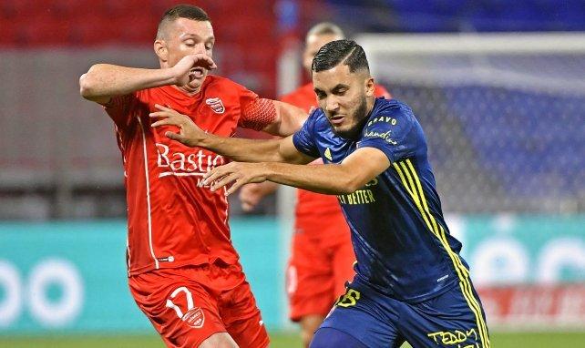 Ligue 1 : l'OL ne trouve pas la faille face à Nîmes et concède le nul