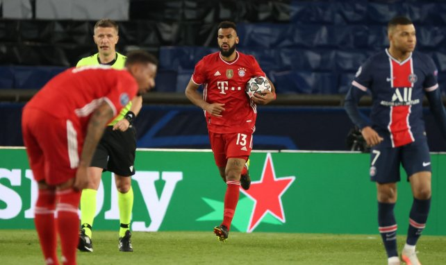 Le touchant message d'Eric Maxim Choupo-Moting au PSG