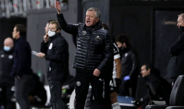 Sheffield : l'émouvante lettre d'adieu de Chris Wilder