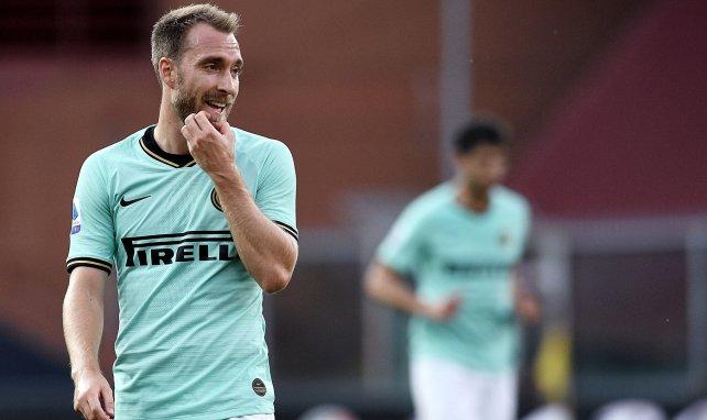 L'Inter Milan prêt à vendre Christian Eriksen à un prix dérisoire