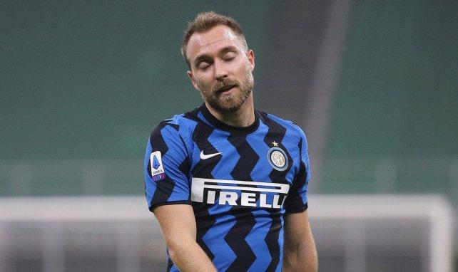 L'avenir de Christian Eriksen à l'Inter remis en cause