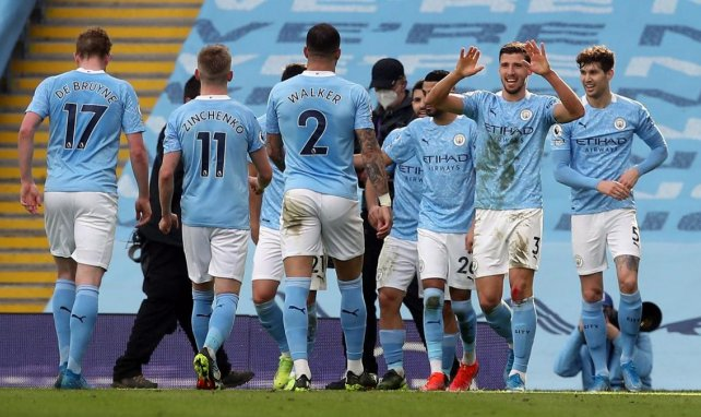 Premier League : Manchester City sauvé par sa défense centrale contre West Ham