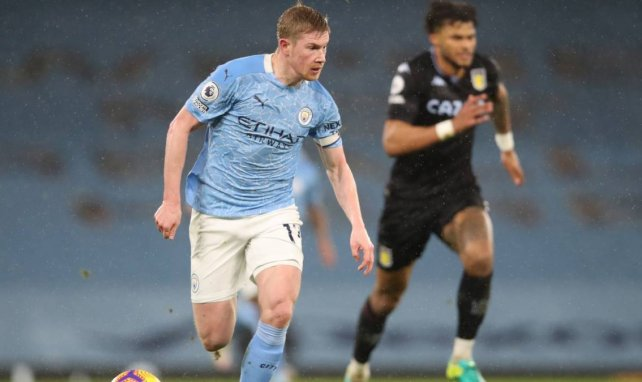 PL : Manchester City prend les trois points contre Aston Villa
