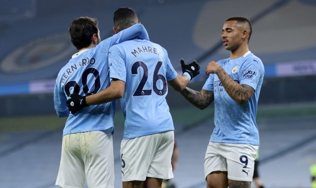 Premier League : Manchester City écarte les Wolves de son chemin