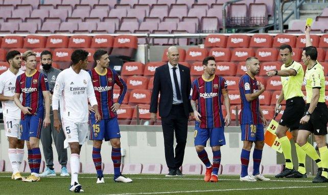 Real Madrid - FC Barcelone : l'arbitrage est déjà au cœur des débats