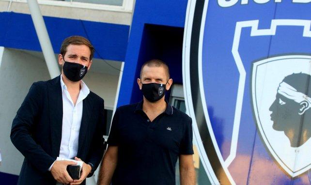 Kenny Nagera prêté à Bastia
