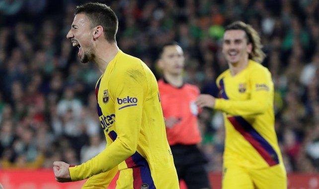 FC Barcelone : Clément Lenglet n'est pas à vendre et ne veut pas partir