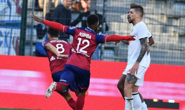 Ligue 1 : Clermont ajoute le LOSC à son tableau de chasse