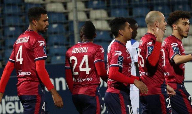Ligue 2 : Troyes enchaîne, Clermont humilie Guingamp